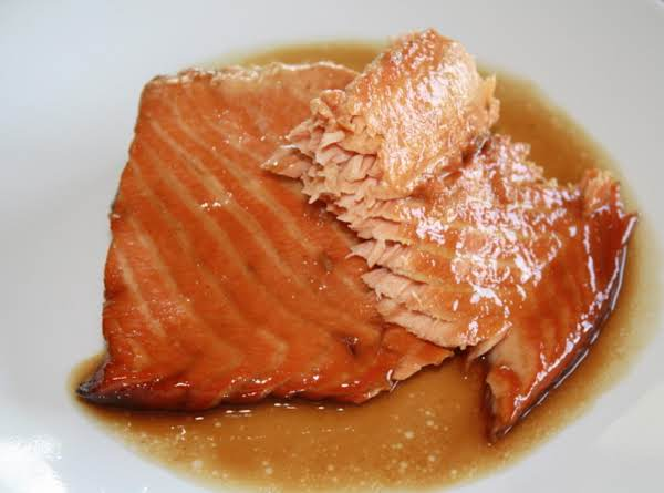Northwest Grilled Salmon