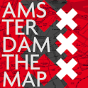 Amsterdam The Map icon