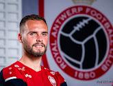 Birger Verstraete gekozen tot man van de match tegen Club Brugge
