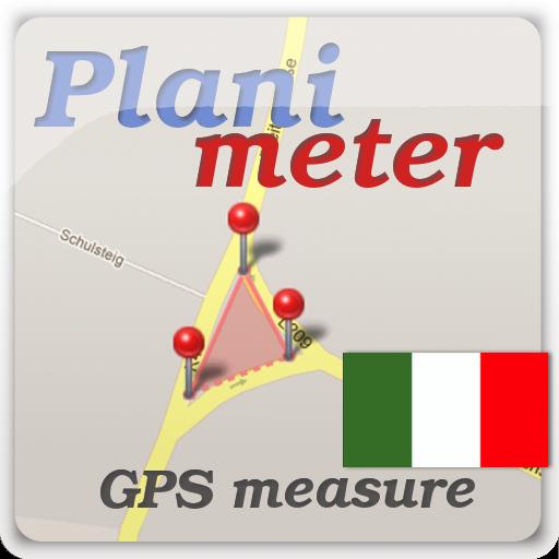 Planimetro - Misura dell'area GPS | L'agrimensura