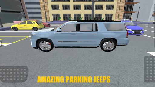 Real Jeep Parking Driving School 1.1 screenshots 3