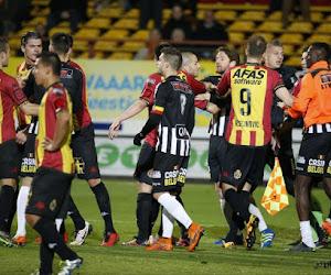 """In plaats van een revanche verloor KV Mechelen voor de derde keer van Charleroi: """"Daarom is het goed dat we hen weer onmiddellijk treffen"""""""