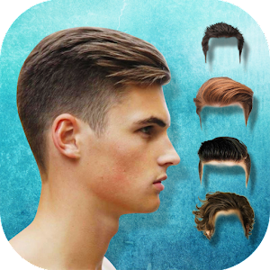 Astonishing Men Hairstyles Hair Changer Android Apps On Google Play Hairstyles For Women Draintrainus