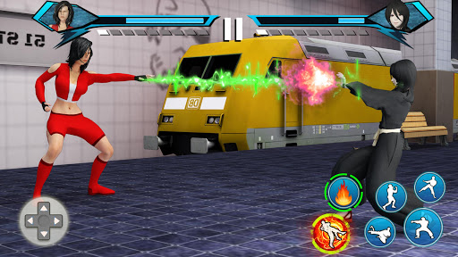 Karate king Fighting 2020: Super Kung Fu Fight android2mod screenshots 2