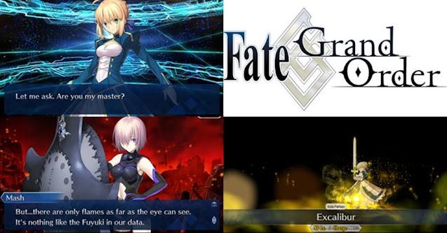 [Fate/Grand Order] เซิร์ฟเวอร์อเมริกาเหนือเปิดให้บริการแล้ว!