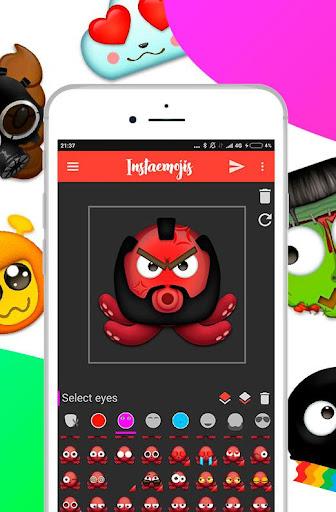 Emoji Maker - Create your Photo Emojis & Stickers 1.1.6.1 screenshots 4