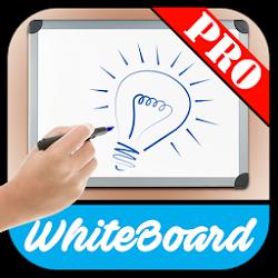 Whiteboard-Draw PaintDoodlePro