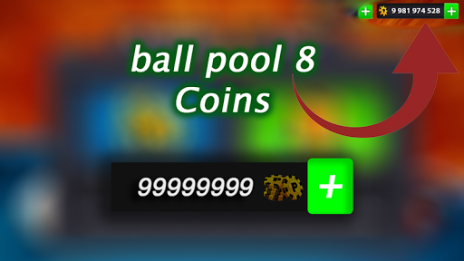 Coins For 8Ball Pool Prank app (apk) free download for Android/PC/Windows screenshot