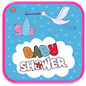 Baby Shower Invitation Maker icon