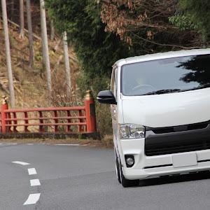 ハイエースバン TRH200V H30  S-GL DPのカスタム事例画像 ogu☆aceさんの2020年11月18日23:56の投稿