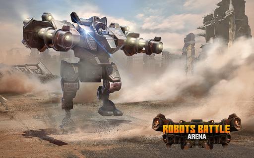Robots Battle Arena screenshot 13