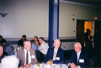 Photo: Hellenic: Dalton McIntyre, Don McKeen, David Minshall, ?