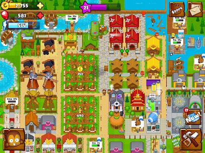 Bloons Monkey City Mod Apk 1.12.1 6