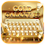 keyboard - Gold Galaxy S7 Edge file APK for Gaming PC/PS3/PS4 Smart TV