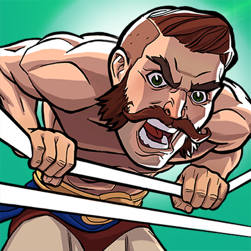 The Muscle Hustle: Slingshot Wrestling Game