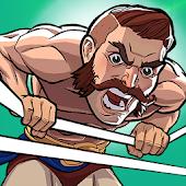 The Muscle Hustle: Slingshot Wrestling Game APK download