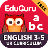 EduGuru English Kids 3-5 Free