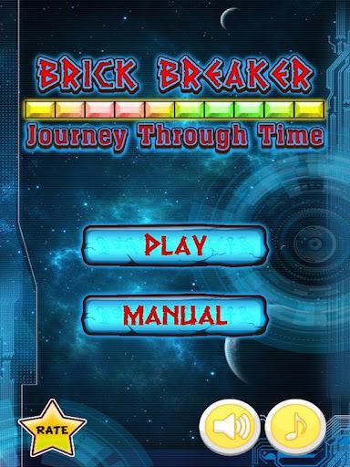 Brick Breaker Through Time