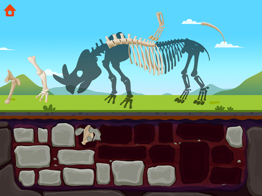 Dinosaur Park 2 - Simulator Games for Kids android2mod screenshots 12