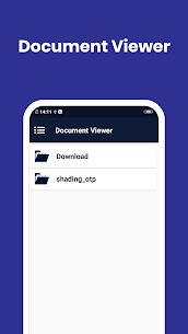 Document Viewer: PDF, Word, Excel, PPT & Text File 4