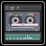 Cassette - theme for CarWebGuru launcher