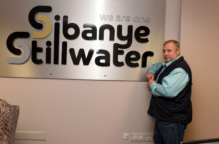 Sibanye-Stillwater CEO Neal Froneman. Picture: FINANCIAL MAIL/FREDDY MAVUNDA