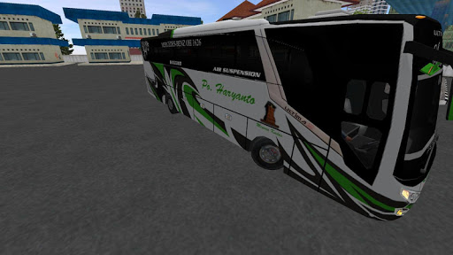 Livery BUSSID Update 2.4 screenshots 3