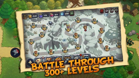 Realm Defense: Epic Tower Defense MOD Apk 2.4.1 (Unlimited Money) 3