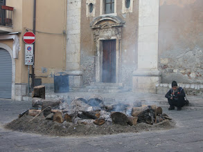 Photo: Christmas Morning, largo St Caterina
