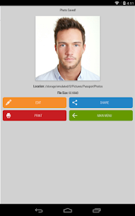 Passport Photo ID Studio- screenshot thumbnail
