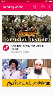 Trending Videos - náhled