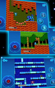 MEGA MAN 2 MOBILE Screenshot