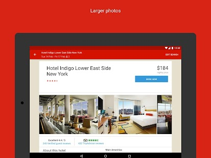 Download Hotels.com – Hotel Reservation For PC Windows and Mac apk screenshot 12