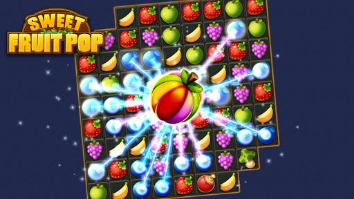 Sweet Fruit POP : Match 3 Puzzle apkmr screenshots 2