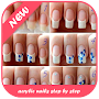 Acrylic Nails Step By Step APK icon
