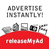 releaseMyAd Book Newspaper Ads