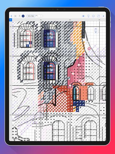 Cross Stitch Saga 3.7.3 screenshots 14