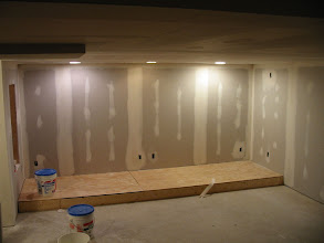 Photo: Stage/Front wall