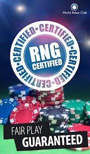 Poker Games: World Poker Club 8