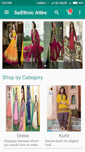 Sai Ethnic Attire- screenshot thumbnail