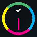 Crazy Wheel: Swap color switch icon
