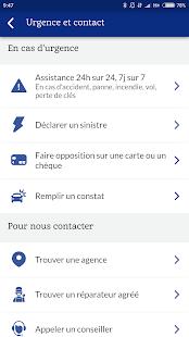MACIF Assurance et Banque - náhled