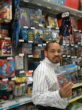 Photo: Kalonji finds his dream bday accessories
