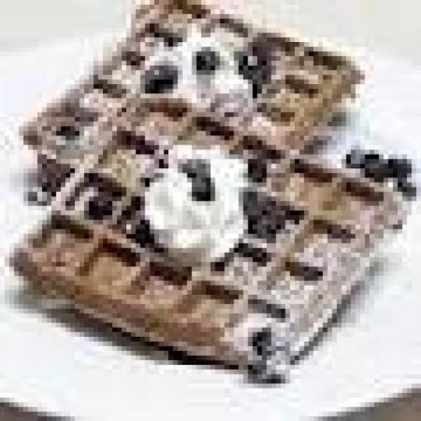 Waffle Iron Brownies Recipe