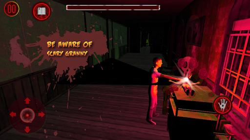 Scary granny mod horror house escape: Horror Games screenshots 4