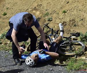 Ploegmaat van Wout Van Aert krijgt hartstilstand na valpartij in Parijs-Roubaix