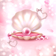 Pink Silk Pearl Luxury Launcher