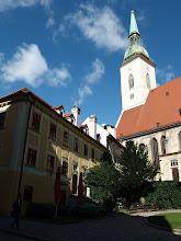 Photo: Bratislava, Martinsdom