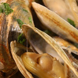 Clams And Garlic