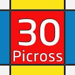 Picross 30X30 - Nonogram Icon
